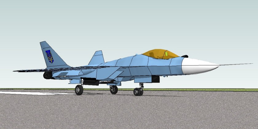 бойовий літак