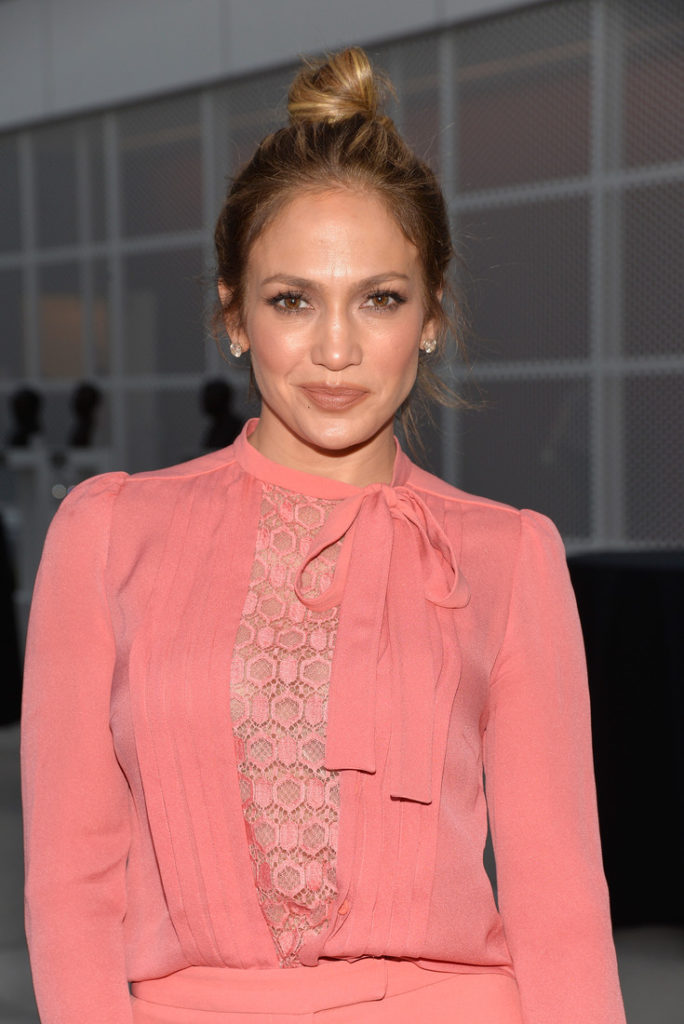 """NORTH HOLLYWOOD, CA - JUNE 09: Actress/singer Jennifer Lopez attends a Television Academy event for NBC's """"Shades Of Blue"""" at Saban Media Center on June 9, 2016 in North Hollywood, California. (Photo by Michael Tullberg/Getty Images)"""