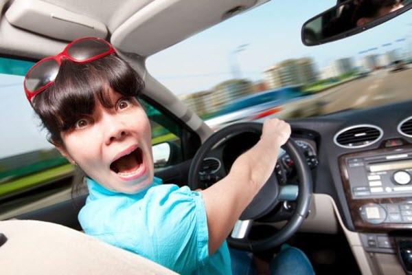 водіння авто