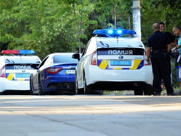 polizija