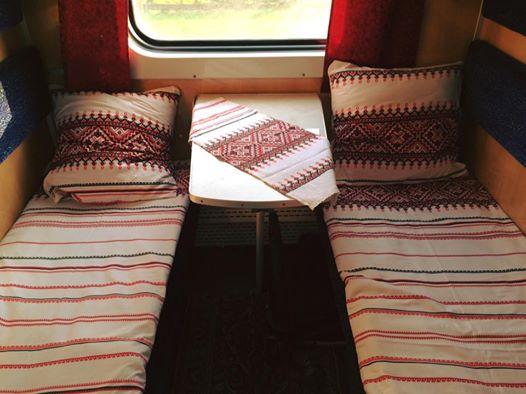 український поїзд