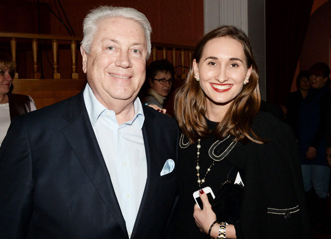 Владимир Винокур, Анастасия Винокур