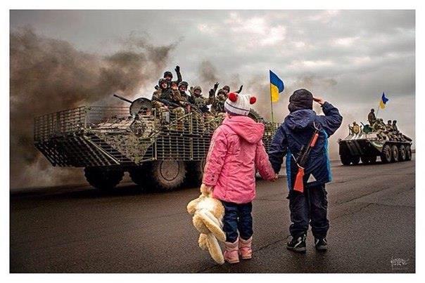 війна діти