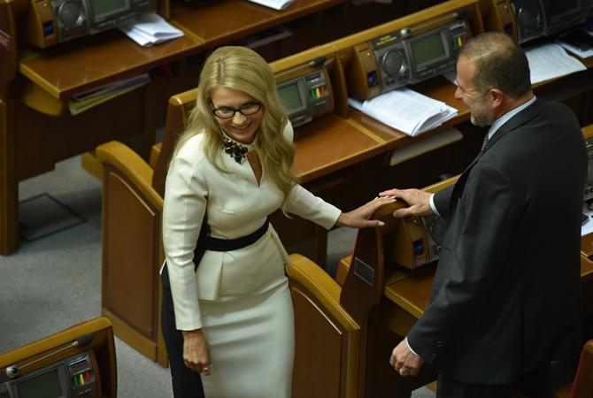 тимошенко в раді