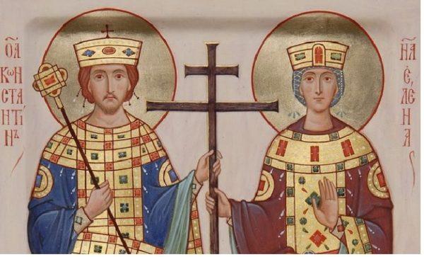 3 червня – святих Олени та Костянтина. Oсь як випpосити собі долю ...